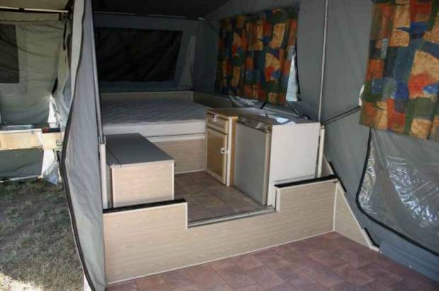 2008 Cub Spacematic Camper Trailer Price 18 500